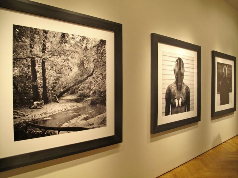 "Corbijn's exhibition ""Inwards and Outwards"""