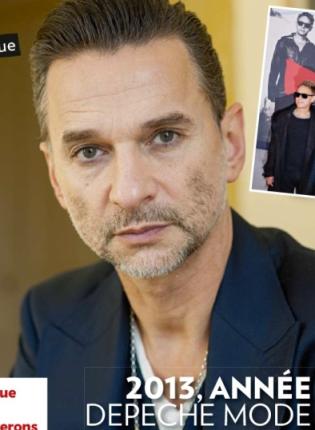 2013 l'anno dei Depeche Mode - Dave Gahan