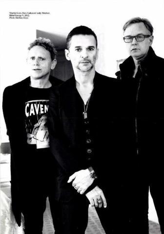 Deludente Brit Awards, - nessun riconoscimento alla carriera per i Depeche Mode