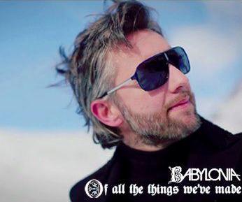 Of All The Things We've Made dei Babylonia in esclusiva su Virgin Radio Italy-2