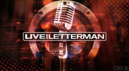 Depeche Mode al David Letterman Show 11 marzo 2013