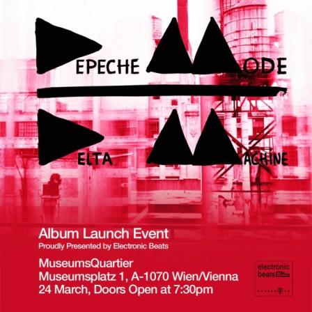 Depeche Mode live a Vienna 24 marzo 2013