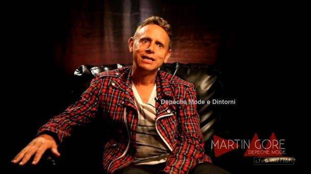 L'intervista esclusiva di Live Nation a Martin Gore