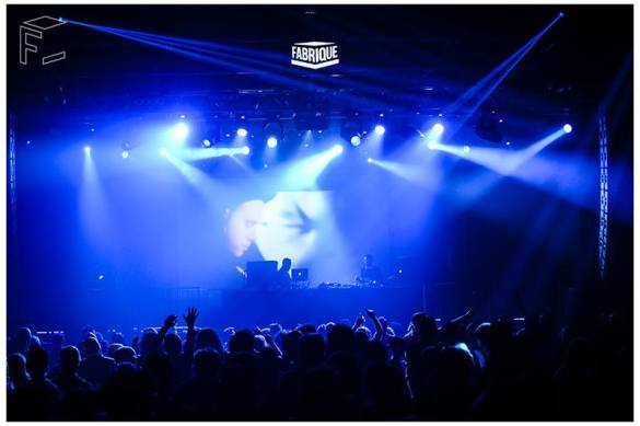 Depeche Mode Party - Milano 16|05|2015 Fabrique